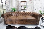 Sofa Chesterfield Oxford vintage 3  3