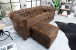 Sofa Chesterfield Oxford vintage 3  7