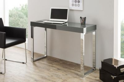 BIURKO FEMINITI GREY DESK dark grey 38329 0