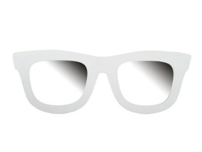 DESIGNERSKIE LUSTRO SUNGLASSES white 0