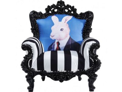 Fotel Armchair Mink Mr.Rabbit
