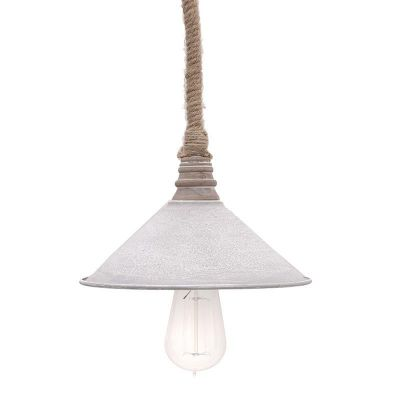 INDUSTRIALNA LAMPA ROPE grey 0