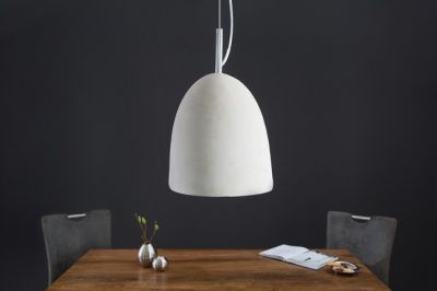 LAMPA BETONOWA CEMENT COLLECTION I grey 37693 0
