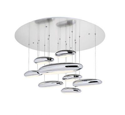 LAMPA BUBBLE FLY 8 chrom 0