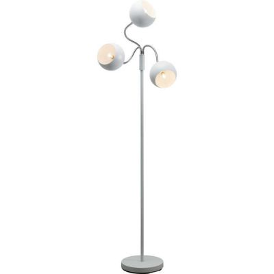 LAMPA FLOOR LAMP ANTENNA white tre KARE DESIGN 38297 0