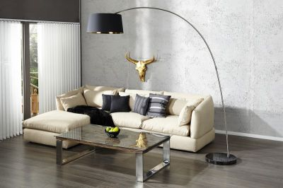 LAMPA FORMA black & gold 13069 0