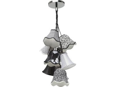 LAMPA SALOON ORNAMENT B&W 9-lite KARE DESIGN 37168 0