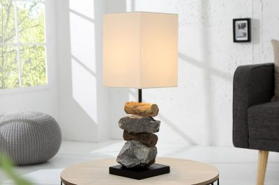 LAMPA STOŁOWA ELEMENTS white 36968 0