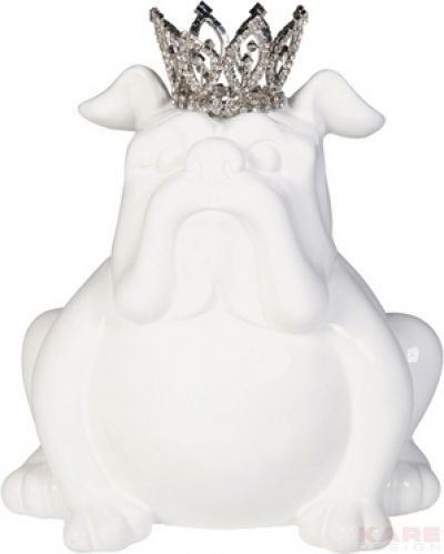 DECO FIGURINE  CROWN MOPS KARE DESIGN 34627 0