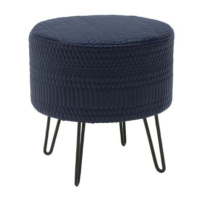 PUF TABORET CHILLOUT blue 0
