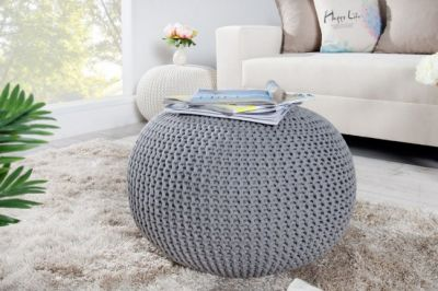 PUFA WOLLE BALL LEEDS grey 23106 0