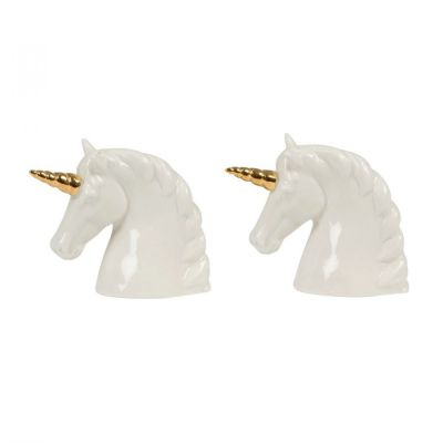 Salt & Pepper Unicorn Jednorożec złoty