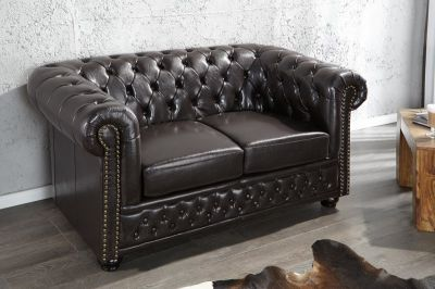 Sofa Chesterfield Oxford 2 coffee