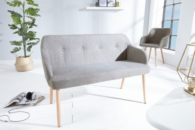 SOFA ŁAWKA SCANDINAVIA grey 37925 0