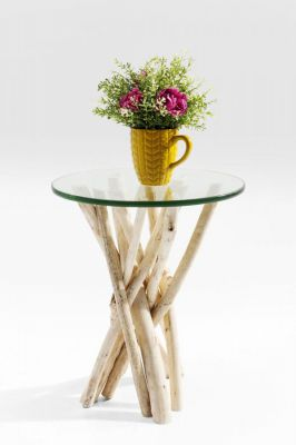 Stolik Side Table Twig Nature Visible