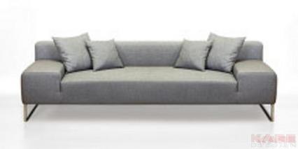 sofa aston fortis 54 3 sitzer kare design 78559. Black Bedroom Furniture Sets. Home Design Ideas