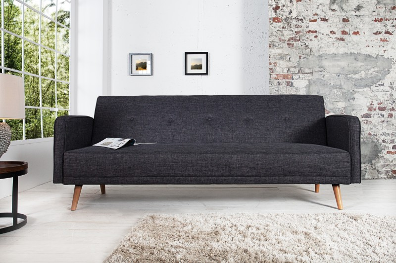 sofa scandinavia anthracite rozk adana 35843 invicta