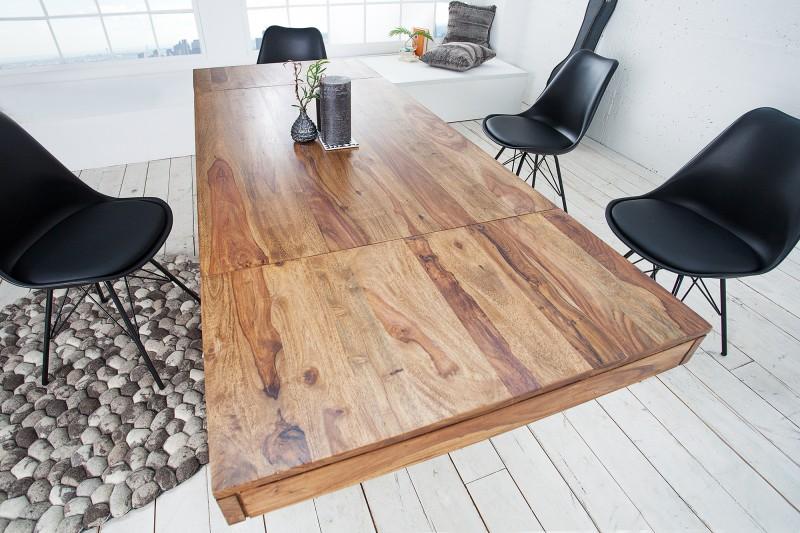 Stół Lagos Drewniany Rozkładany 120 200 Cm Sklep